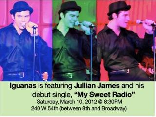 Jullian James Iguana