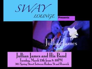 Jullian James Sway